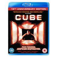 Cube - 15th Anniversary Edition (1997) (Blu-ray)