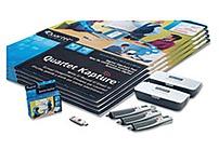 Acco Quartet Kapture 034138237021 Digital Flipchart Premium Kit - 3 Pens - 4 Flipcharts - Bluetooth - Usb Receiver- Wireless