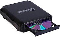 With the ability to store up to 25GB of data on a single Blu ray disc or 50GB on high capacity Blu ray media, and the ability to playback crystal clear Blu ray movies, the Kanguru 12x BD RE external Blu ray drive gives you the latest in high definition technology