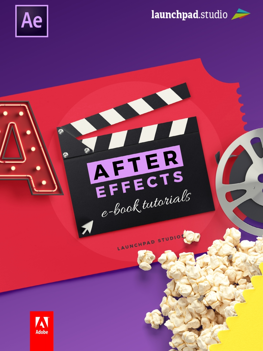 After Effects Essential Skills E-book Tutorials Guide (ebook)