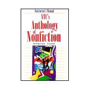 NTC's Anthology of Nonfiction