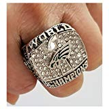 RN4Life 2017 Eagles Football Philadelphia Championship Ring - Super Bowl Fly Eagles Fly