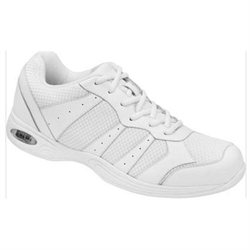 Men's Atlas Athletic Shoes - Color: White Combo, Size: 8, Width: 4W (Extra Extra Wide)
