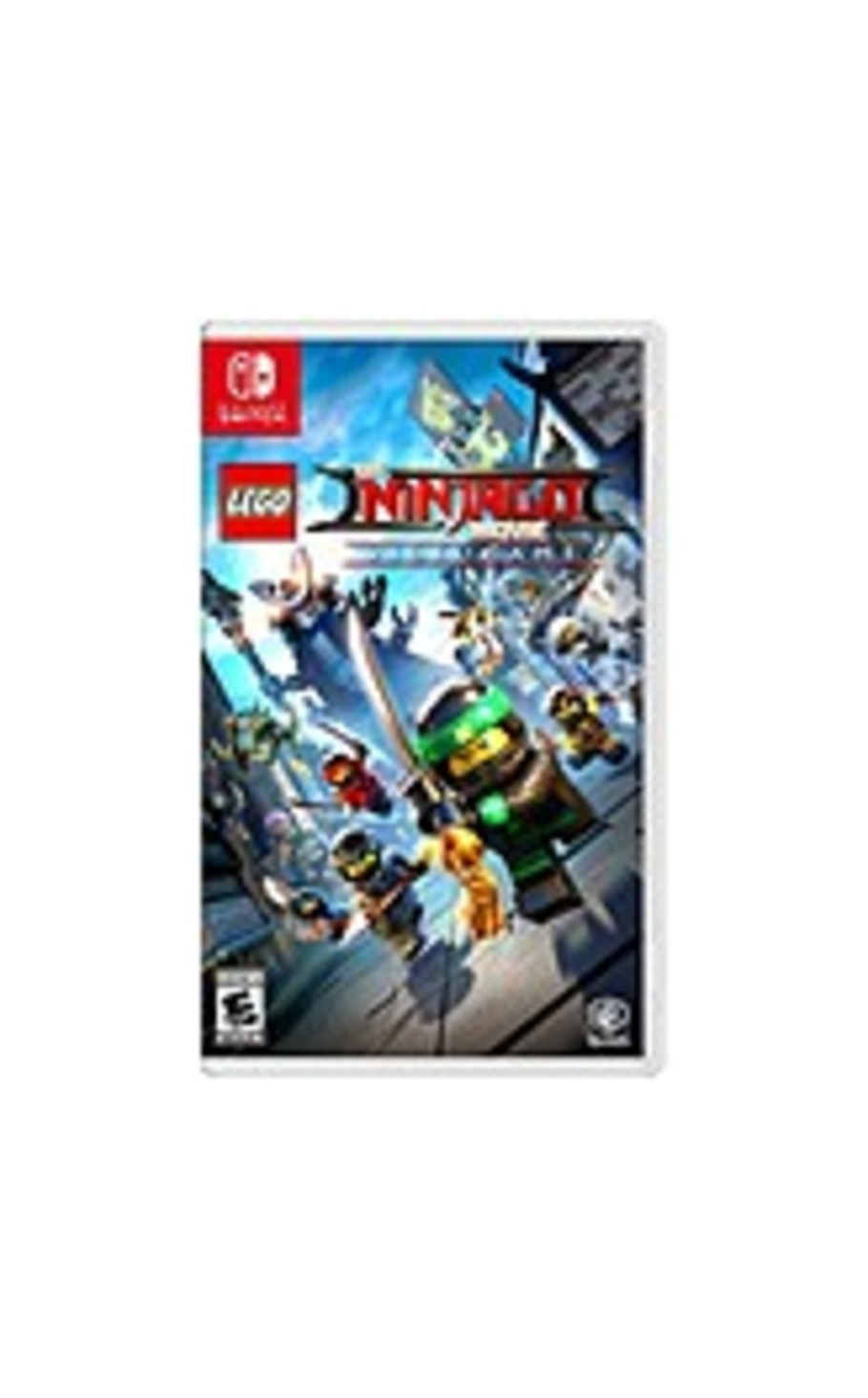 Wb The Lego Ninjago Movie Video Game - Action/adventure Game - Nintendo Switch