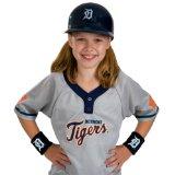 Franklin Sports MLB Detroit Tigers Youth Team Uniform Set