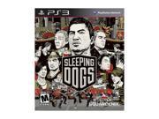 Sleeping Dogs Playstation 3