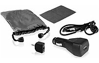 Ematic 817707013185 5-in-1 Universal Accessory Kit For Apple Ipod, Mp3 Players