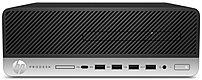 Hp Prodesk 600 G3 2jb68up Small Form Factor Desktop Pc - Intel I5-7500 3.4 Ghz Quad-core Processor - 8 Gb Ddr4 Sdram - 128 Gb Solid State Drive - Windows 10 Professional 64-bit