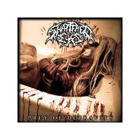 Shattered Eyes - Prey of Depravity (Music CD)