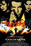 GoldenEye Original 1995 US 1 sheet Movie Poster - Ian Fleming's James Bond 007 Theatrical Release