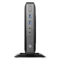 Hp T520 Thin Client - Amd G-series Gx-212jc Dual-core (2 Core) 1.20 Ghz - Black - 4 Gb Ram Ddr3l Sdram - 8 Gb Ssd - Amd Radeon Hd Graphics - Gigabit Ethernet - Hp Smart Zero (english) - Displayport - Vga - Network (rj-45) - 6 Total Usb Port(s) - 4 Usb 2.0 G9f02at