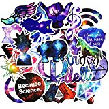 50 Pcs Galaxy Stickers Mixed Toy Cartoon Skateboard Luggage Vinyl Decals Laptop Phone Car Styling Bike JDM DIY Sticker …