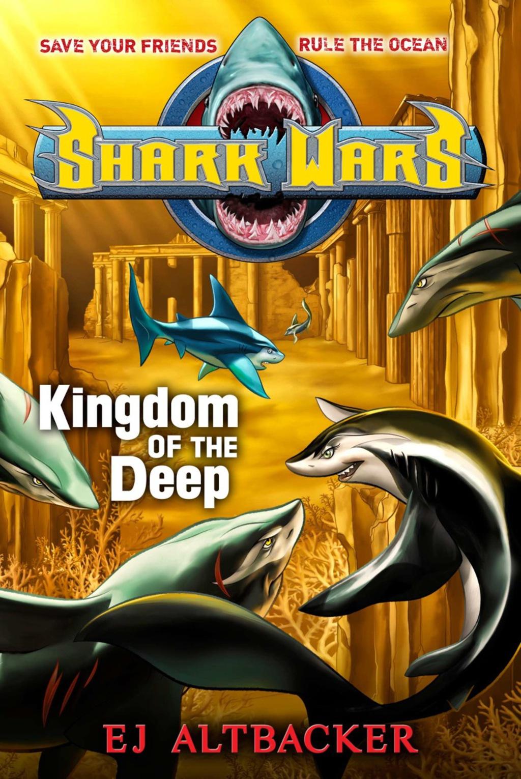 Shark Wars #4 (ebook)