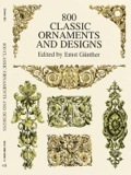Graphic artists, illustrators, and craftspeople will welcome this treasury of beautifully engraved ornate frames, scrollwork, and other highly decorative designs