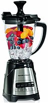 Hamilton Beach 58158 Multiblend Tritan Jar Blender - Black 040094581580