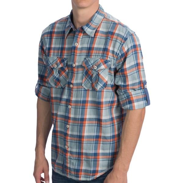 True Grit Vintage Wash Shirt - Long Sleeve (For Men)