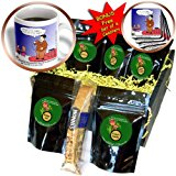 cgb_1799_1 Londons Times Funny Society Cartoons - Scientist Nightclub Singers - Coffee Gift Baskets - Coffee Gift Basket