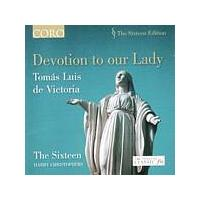 Tomas Luis De Victoria - Devotion To Our Lady (Christophers, The Sixteen) (Music CD)