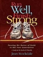 Run Well, Finish Strong