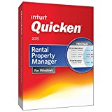 Quicken Rental Property Manager Personal Finance & Budgeting Software 2015 [Old Version]