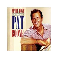 Pat Boone - April Love (The Very Best of Pat Boone) (Music CD)