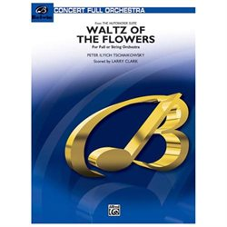 Alfred 00-BFO9806 Waltz of the Flowers- from The Nutcracker Suite - Music Book