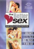 Better Sex Video Series: Sexplorations - Volumes 1, 2, 3 DVDs   FREE Music CD