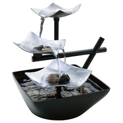 EnviraScape Silver Springs Relaxation Fountain