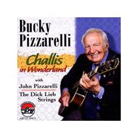 Bucky Pizzarelli - Challis in Wonderland (Music CD)
