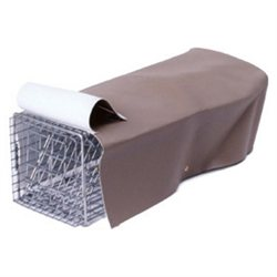 Tomahawk Tomahawk Vinyl Trap Cover, 9 in. Wide Traps