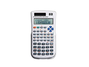 HP 10s  Scientific Calculator  240 Functions - 2 Line(s) - 10 Character(s) - Dot Matrix - Solar, Battery Powered - 5.8
