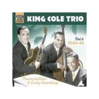 The Nat King Cole Trio - Transcriptions And Early Recordings Vol. 6 1941 - 43 (Music CD)
