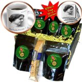 cgb_25800_1 Rick London Famous Wisdom Quote Gifts Helen Keller - Helen Keller Although the world is full of suffering it is also full of overcoming it - Coffee Gift Baskets - Coffee Gift Basket