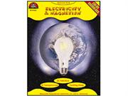 Milliken Publishing M-p4734 Electricity & Magnetism-gr. 5-9 Transparency/reproducible
