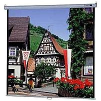 Da-lite Model B 40197 Manual Wall And Ceiling Projection Screen - 1:1 - 119 Inches - Matte White