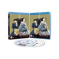 Fullmetal Alchemist Brotherhood 4 OVA Blu-ray/DVD Combi with Digital Comic (Blu-Ray)