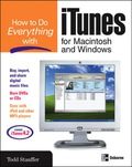 This handy resource provides all the information you need to buy and download music, share music with other computers in your home, burn DVDs or CDs with music, use music in slideshows or in home movies, and much more