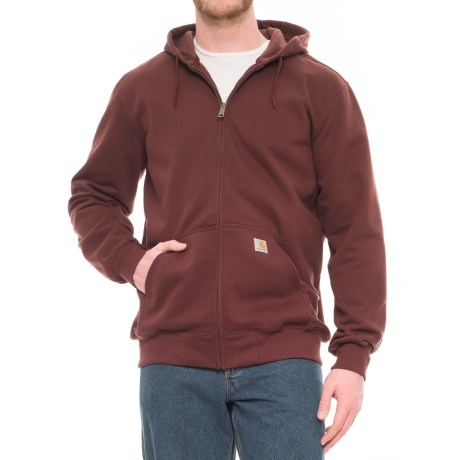 Paxton Zip Hoodie (for Big And Tall Men)