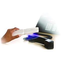 Zadro Nano UV Light Ultraviolet Hand Wand