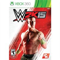 Wwe 2k15 Xbox 360 By Xb360