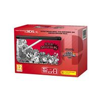 Nintendo 3DS XL Console - Limited Edition with Super Smash Bros