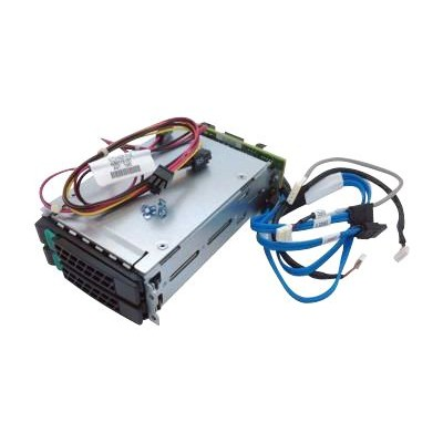 Intel A2urearhsdk Rear Hot-swap Drive Cage - Kit - Storage Drive Carrier (caddy) - For Server Chassis R2312  Server System R2208  R2224  R2308  R2312