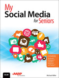 Learn Facebook, Twitter, Instagram, LinkedIn, Pinterest, Skype, and More!    My Social Media for Seniors helps you learn what social media is all about, and how to use it to connect with friends, families, and more
