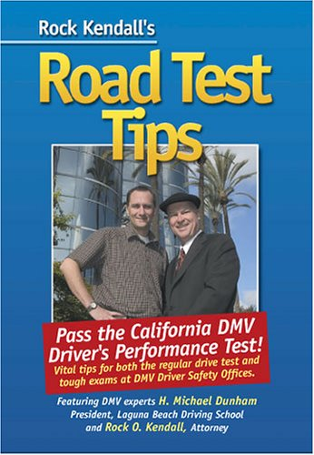 Rock Kendall's Road Test Tips [VHS]