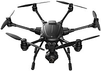 The YUNTYHBPUS Typhoon H Pro Bundle from Yuneec USA Hex copter features 4K camera with 12.4 megapixels, making it a perfect choice for aerial imaging of all types
