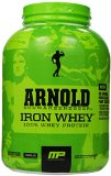 Muscle Pharm Arnold Schwarzenegger Series Iron Whey, Chocolate, 5 Pound