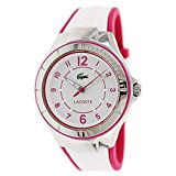 Lacoste Acapulco Silicone - White/Pink Women's watch #2000802