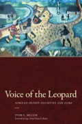 In Voice of the Leopard: African Secret Societies and Cuba, Ivor L