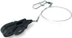 """""""Cannon Quick Release Brand New Includes One Year Warranty, The Cannon 2250119 Quick Release&trade is quick and easy to use with no twisting, winding, or looping to damage your line"""