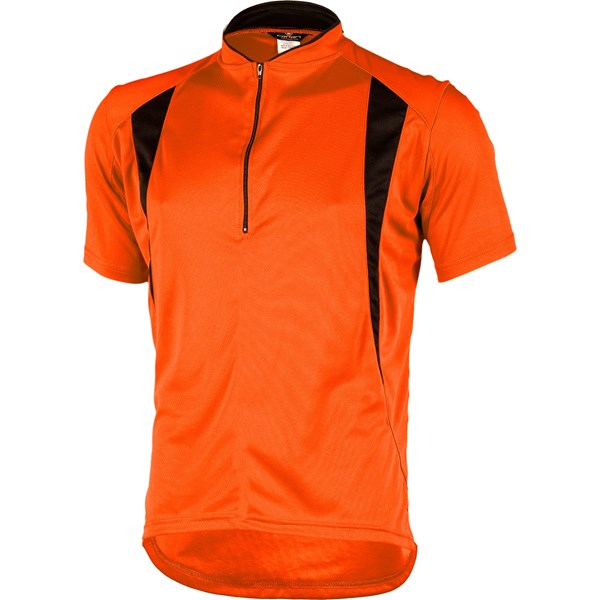 Canari Oxford Cycling Jersey - Zip Neck, Short Sleeve (For Men)